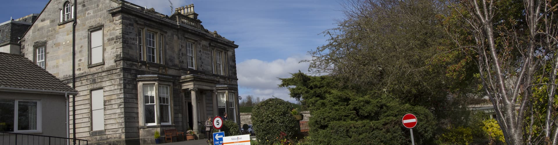 Viewlands house Perth Scotland